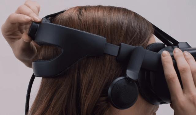 Index VR Headset Setup