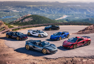 McLaren Denver Debutes 600LT Pikes Peak Collection From MSO