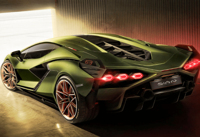 Lamborghini Sian FKP 37 Launched - Specs, Features, Dynamics, Price.