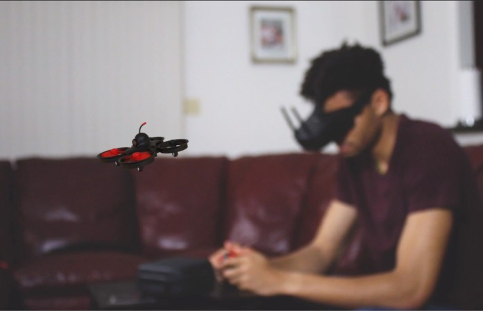 Beagle Neo 2 Drone Indoor Flying