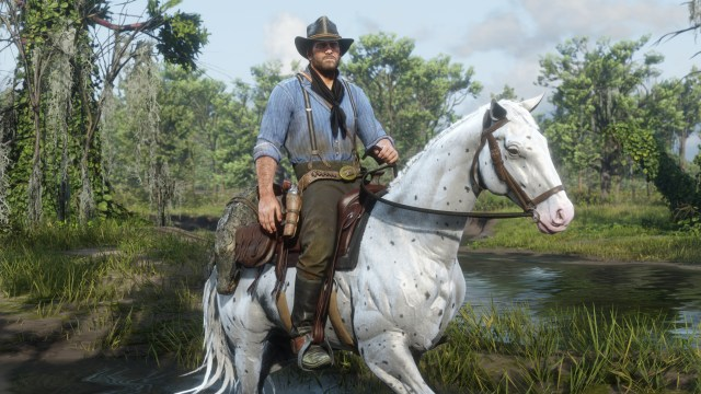 Red Dead Redemption 2 New Horses