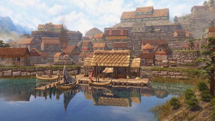 Age of Empires 3: Definitive Edition Inca Home City