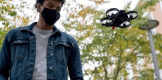 Nova-Drone-A-Cinematic-FPV-Drone-with-4K-Camera