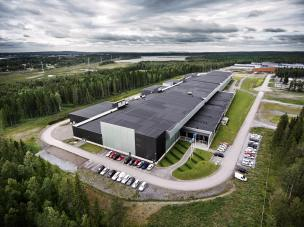 'Luleå Data Center, Sweden'- One of the Greenest Data Centers in the World