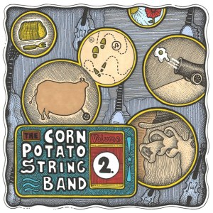 corn potato string band