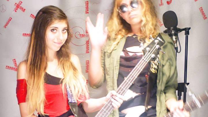 Leeona Emerald and Ariel Emerald