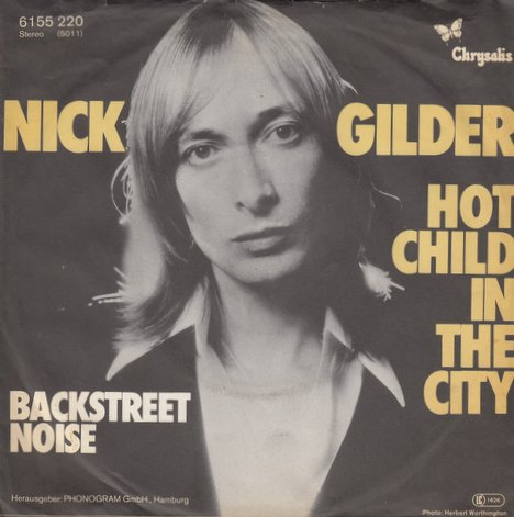 Nick Gilder