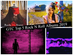 Global Texan Chronicles Top 5 Rock N Roll Albums 2019