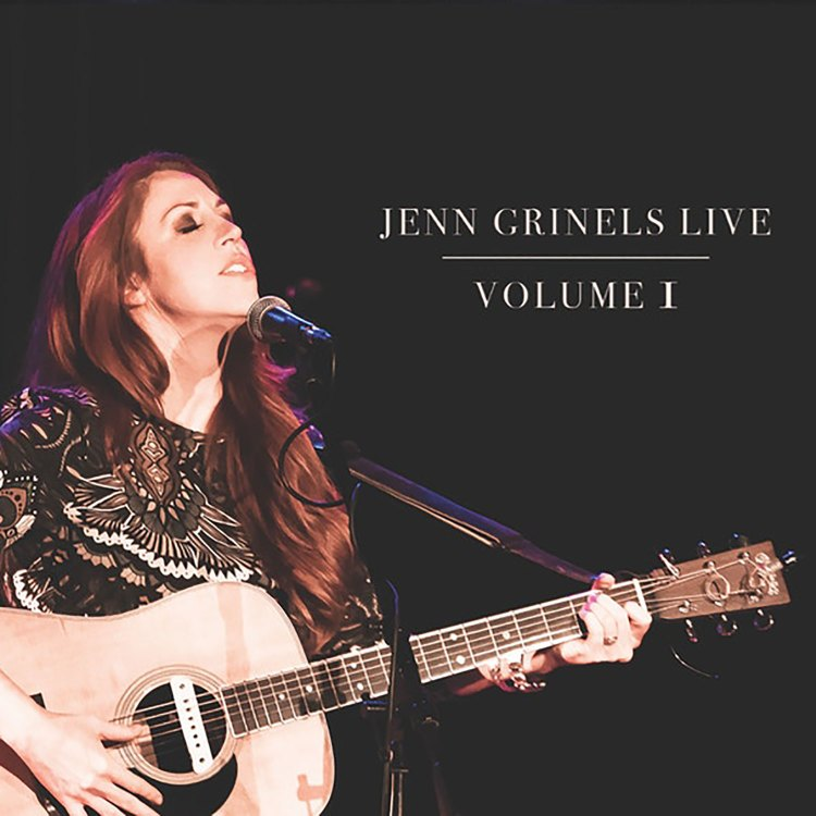Jenn Grinels - Live Volume I