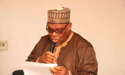 DG State Pension Board, Alhaji Abdullahi Sani Oseze