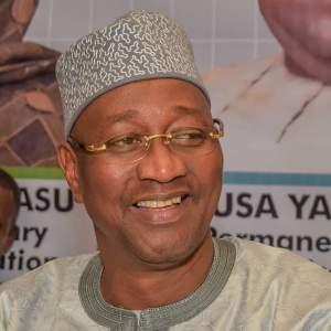 Kano Information Commissioner, Ma'am Muhammad Garba.
