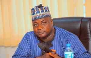 Hon Usman Labaran Shafa, the Chairman of the house committee on health