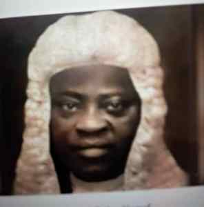 The newly appointed Acting Chief Judge of FCT, Justice Hussaini Baba-Yusuf