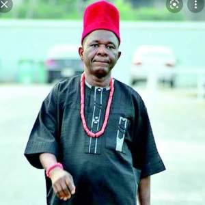 Nollywood veteran, Chiwetalu Agu