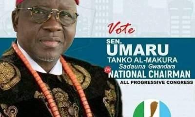 Senator Umaru Tanko Al-makura