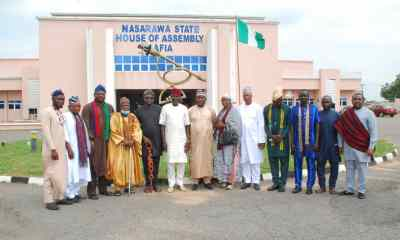Nasarawa Assembly members and the political group