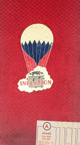 Inflation board game (detail), 1936,The Strong, Rochester, New York.