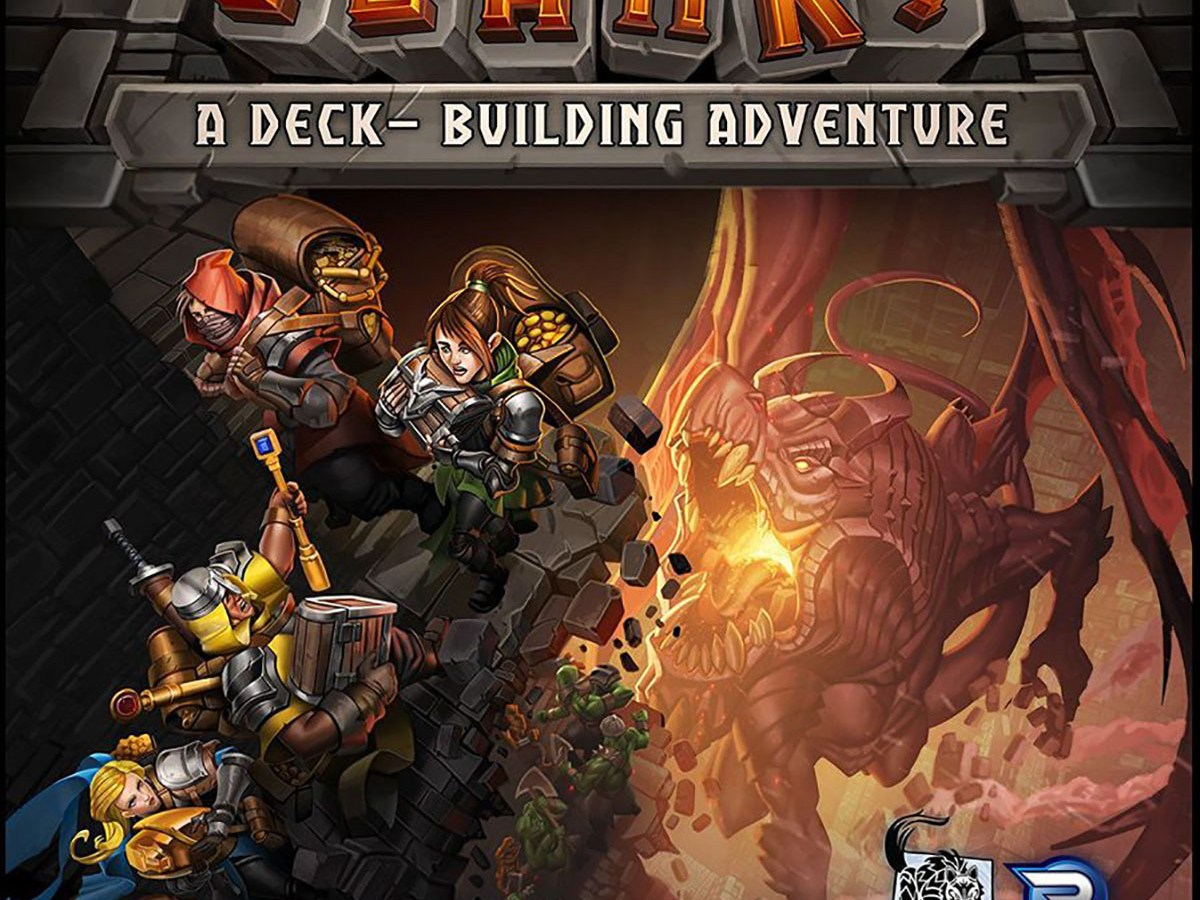 Clank-A-Deck-Building-Adventure-board-game-Renegade-Game-Studios-2016-The-Strong-Rochester-New-York.-Gift-of-Paul-Dennen.