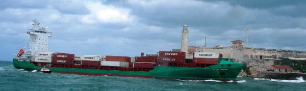 global trade cuba international business fidel castro logistics shipping