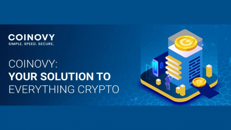 Coinovy: Your Solution to Everything Crypto