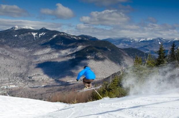 Photo courtesy of Loon Mountain Resort.