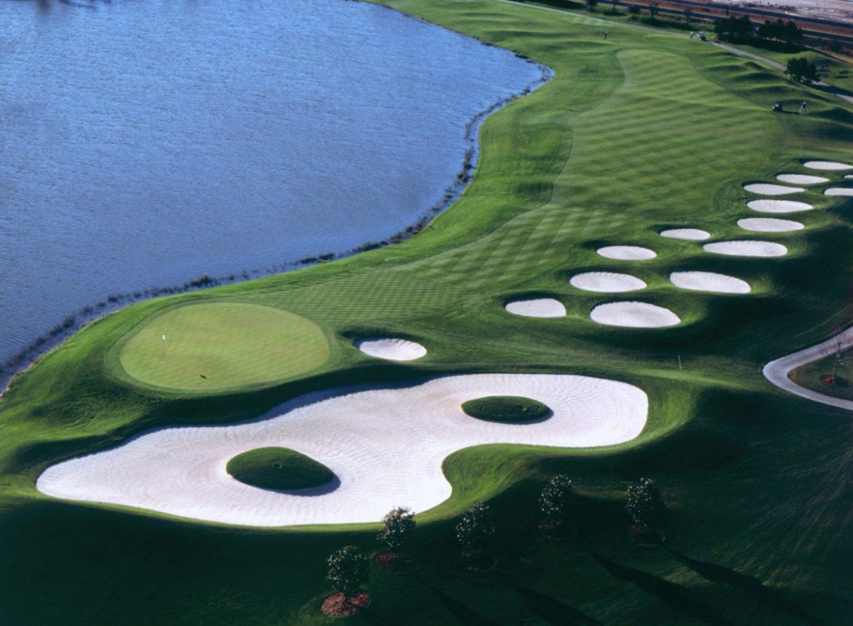 Falcon's Fire Golf Club. Photo credit: Visit Orlando.