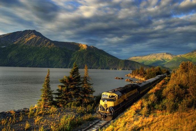 Coastal Classic Train