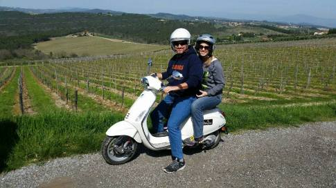 """""""The villa in Florence was straight out of a romance movie, which made for a trip of a lifetime with my hubby to Italy."""" - Sheree S."""