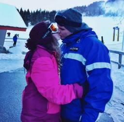 """Nothing beats a stolen kiss and a last-minute deal snow skiing at Ober Gatlinburg. Thanks for the memories, GDV."" - Donna H."