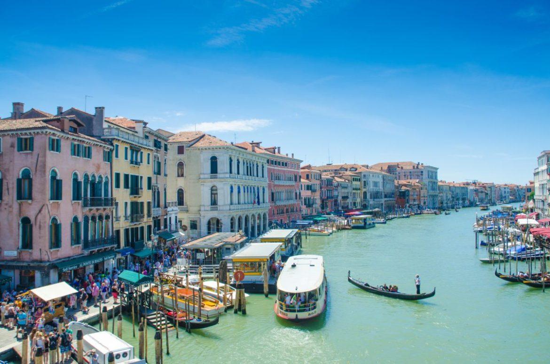 Views of Venice, Italy