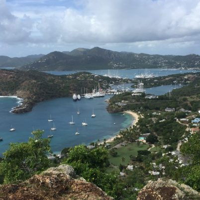 """English Harbor in Antigua."" - Member David N."