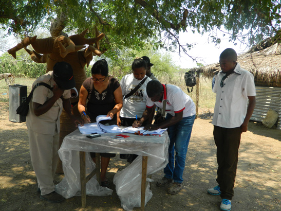 Forest handed over to communities in Madagascar