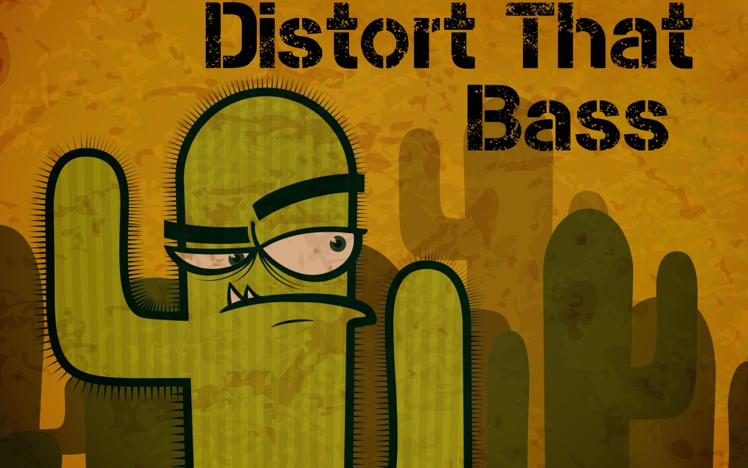 "Peter Sirah – ""Distort That Bass"""
