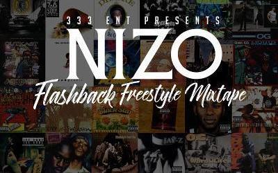 "Nizo Releases ""Flashback Freestyle Mixtape"""