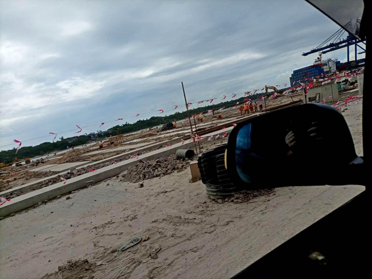 Dar es Salaam port renovation