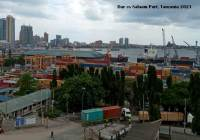What I learned this week from my trip to Dar es Salaam Port