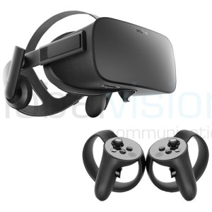 Location Oculus rift VR headset