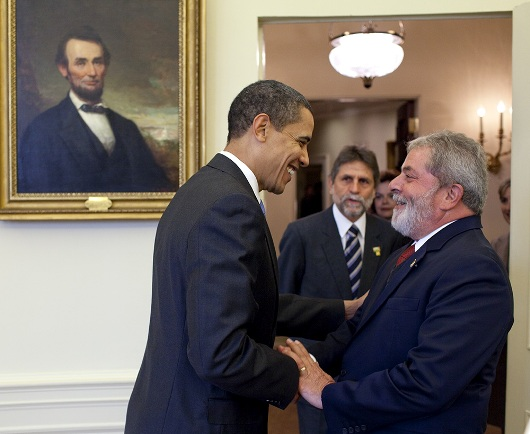 Brazil: Lula and Obama meet as economic crisis hits Brazil · Global Voices