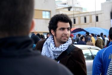 Tarek Shalaby in Libya