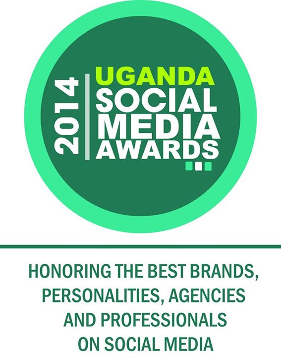Le logo de la compétition Social Media Awards en Ouganda. Source: Uganda Social Media Awards sur sa page Facebook.