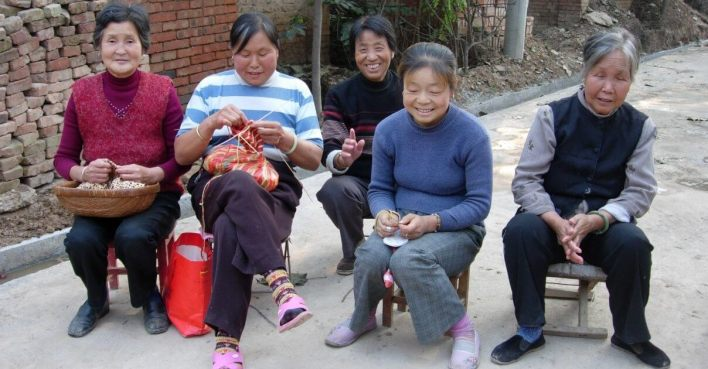 role of women in china