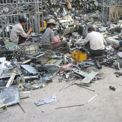 Disposable Societies: E-Waste Keeps Growing and Growing…