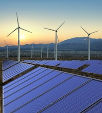 Power Generation from Renewables Surpasses Nuclear
