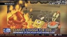 Fox and Friends Sound the Alarm on SpongeBob's Global Warming Agenda – Seriously