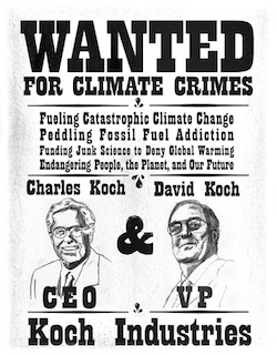 The Koch Brother's Ties to GOP Presidential Candidates