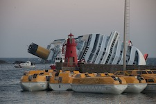 The Costa Concordia and the Destructive Environmental Impact of Cruise Ships