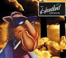 Heartland plays by the book - the tobacco and climate denial playbook
