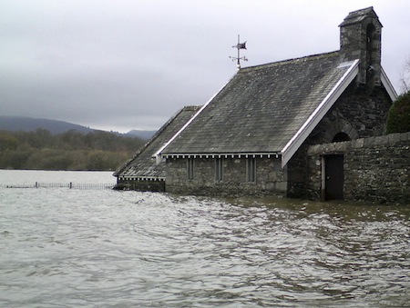 Areas of the UK Most Prone to Flooding