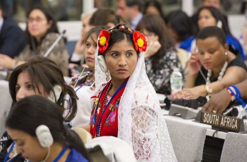 UN, Indigenous Leaders Meet to Share Knowledge, Join in Climate Change Initiatives