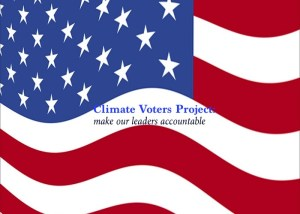 The proposed Climate Voters Project will put climate change in the political arena and compel leaders to address the urgency of the issue